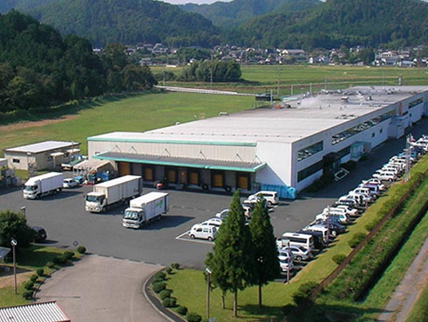 石井食品京丹波工場