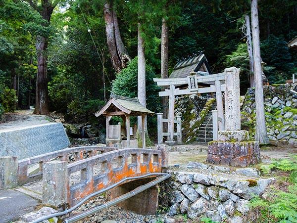 熊野神社(上乙見)