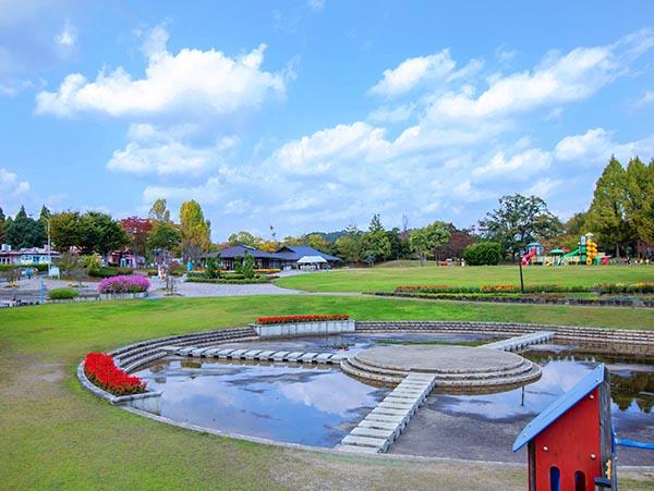 京都府立丹波自然運動公園