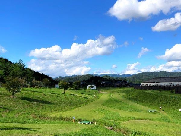 須知公園パークゴルフ場