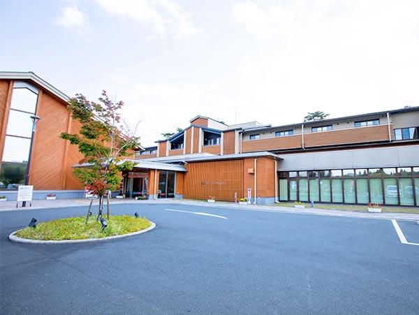 京都府立丹波自然運動公園宿泊所