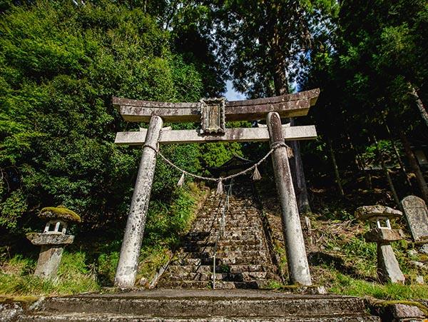 阿上三所神社(細谷)-